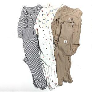H&M Baby Bundle of Bodysuit and Pants